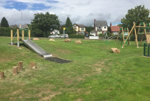Greenwell Park slide