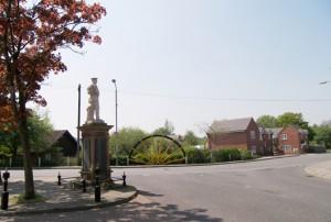 Jacksdale war memorial