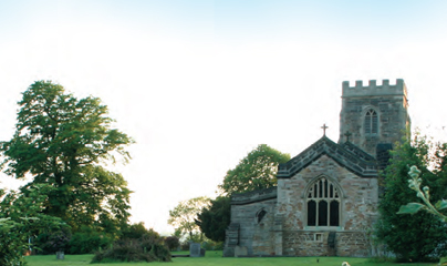 Selston church